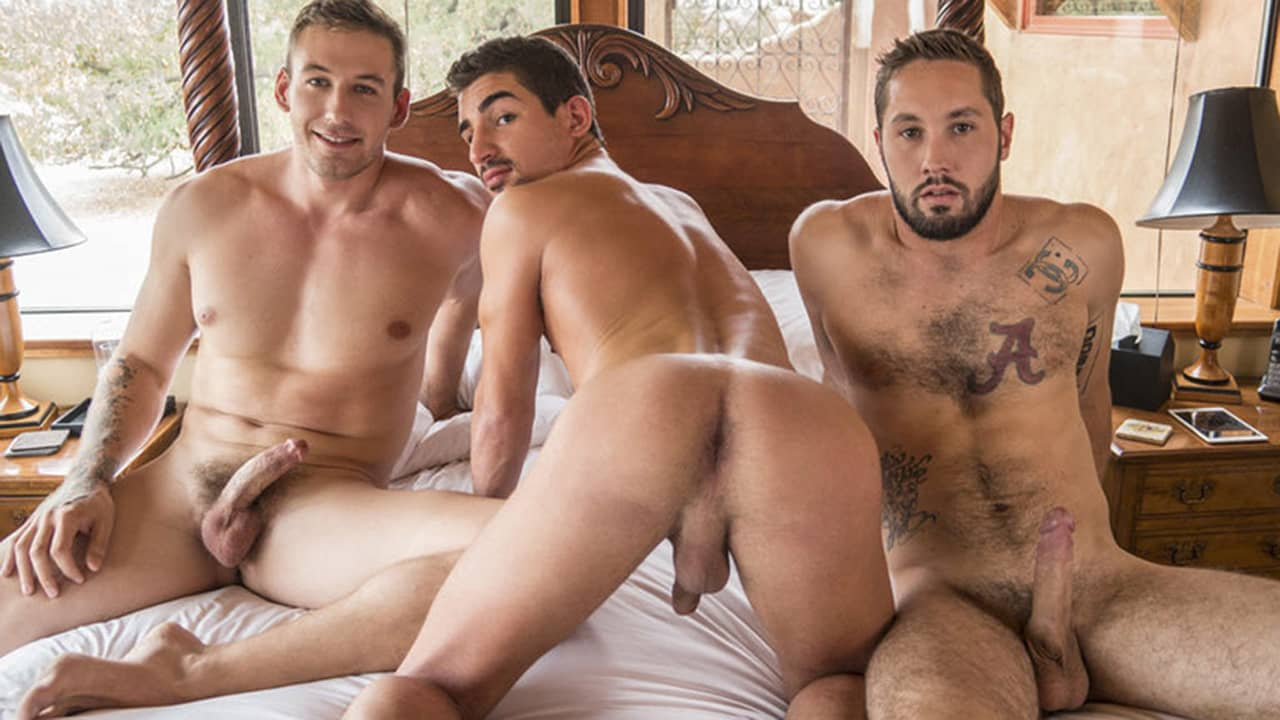 Atticus Fox, Lukas Valentine and Jeff Powers