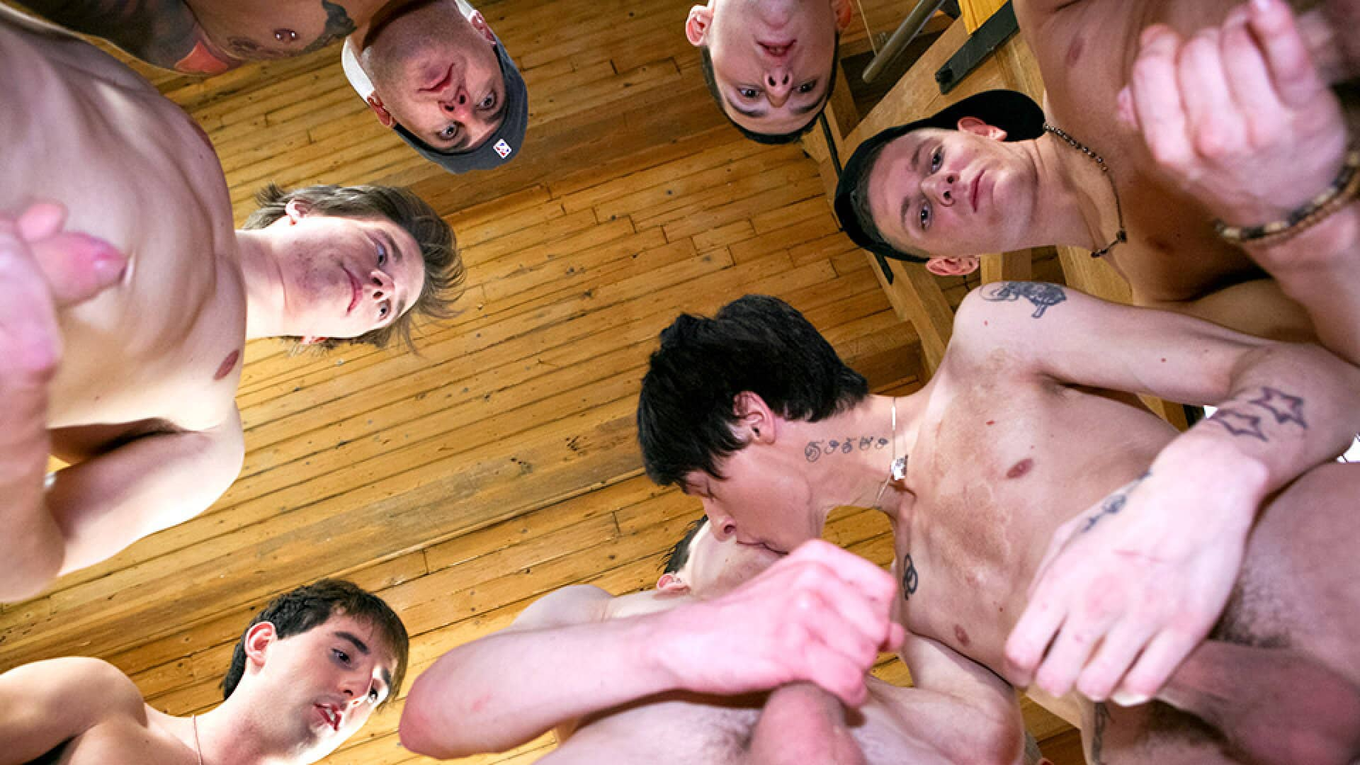Party Time For Cock-Crazed Boys, Part 3
