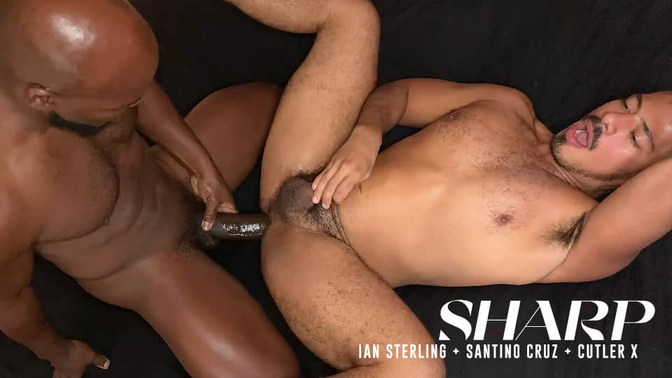 Cutler X, Ian Sterling and Santino Cruz