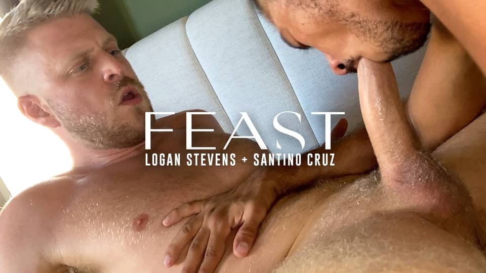 Logan Stevens and Santino Cruz