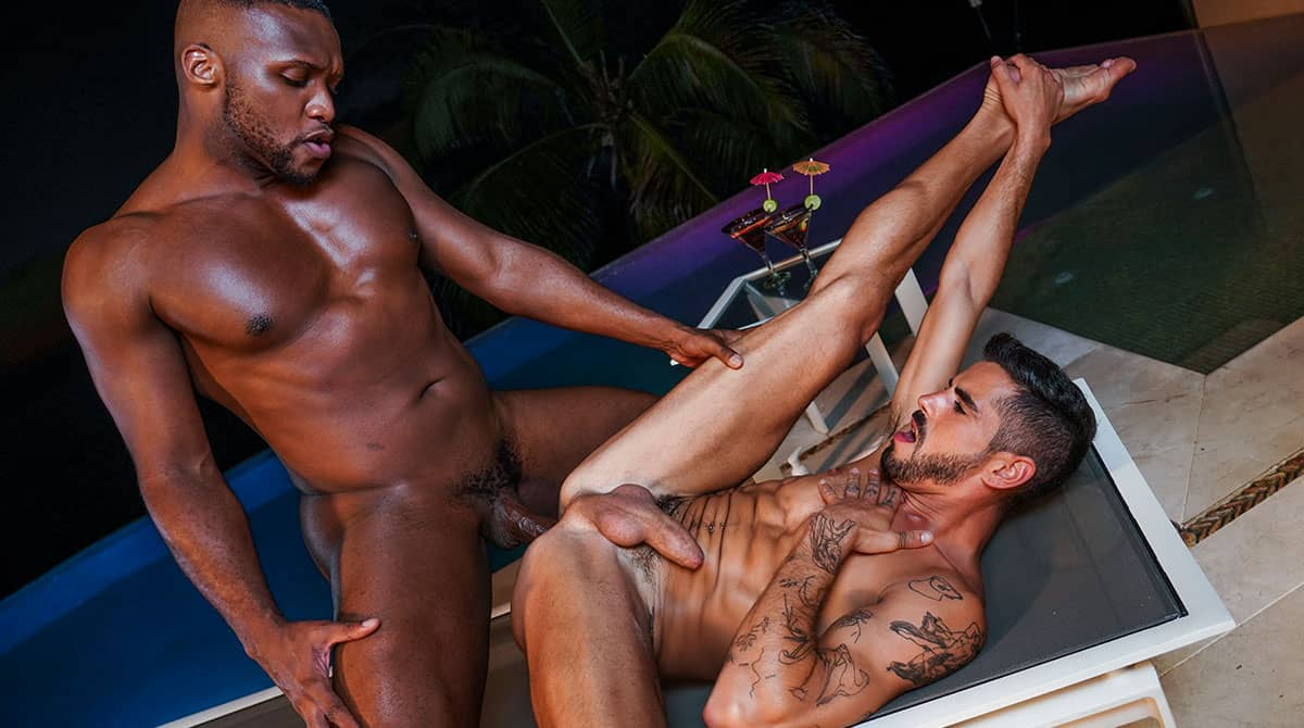 Valentin Amour and Andre Donovan